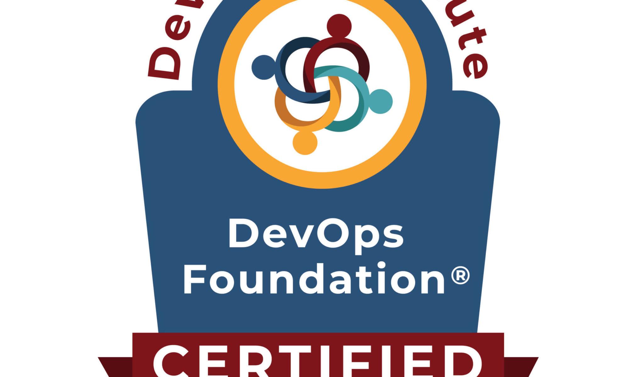 DevOps Foundation DOI