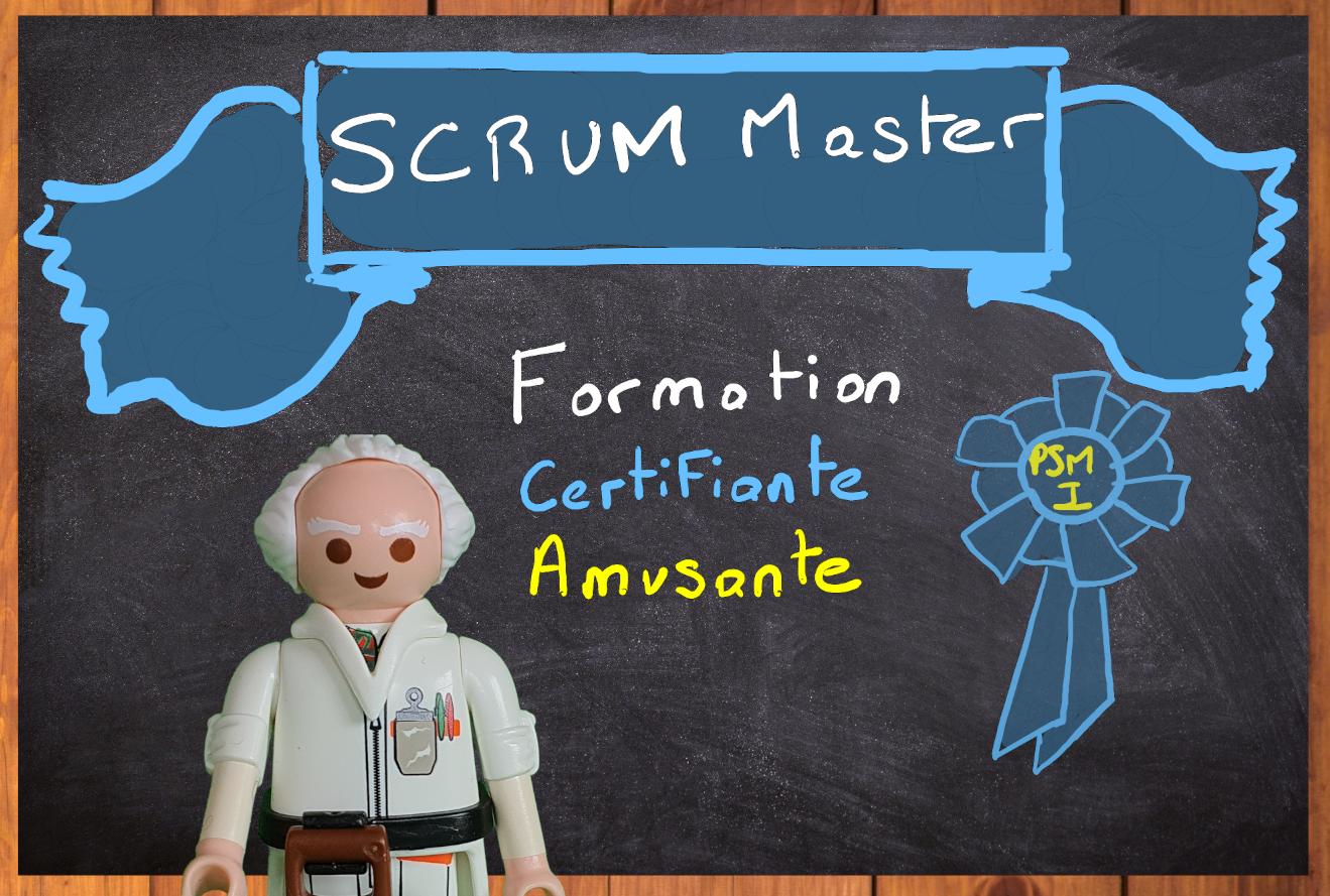 Formation SCRUM Master