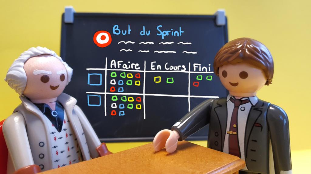 Sprint Backlog Vincent Marqué Services et Formations