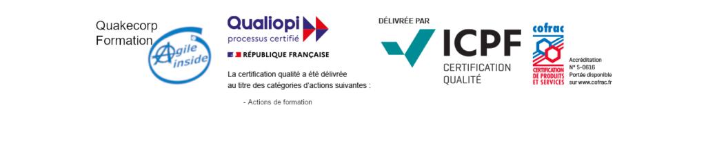 Vincent Marqué Services et Formations Informatiques est certifié Qualiopi. La certification qualité a été délivrée au titre des catégories d'actions suivantes : Actions de formation